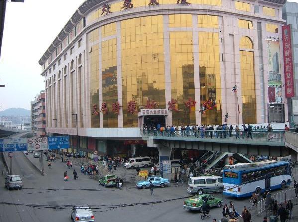 广州天马服装批发市场