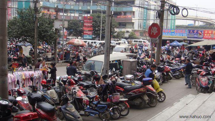 成都蓉北市场