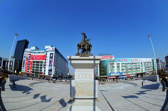 济南黄台羊毛衫市场