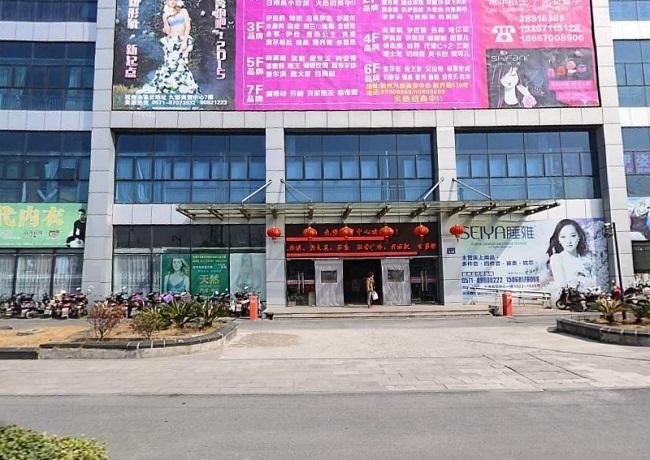 杭州九堡四季青服装批发市场