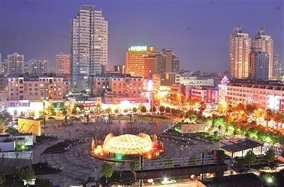 温州乐清市虹桥商贸城