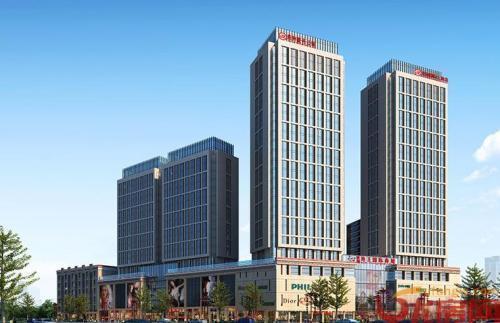 乌鲁木齐地王国际商城