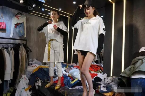 到上海女装批发市场进货,掌握这三个技巧不怕