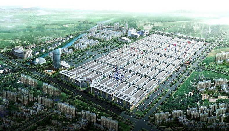 扬州中国纺织服装城