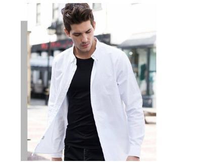 男生穿衣经验分享:男士衬衣搭配什么好看