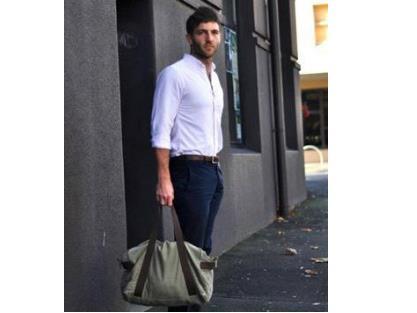 男士衬衣搭配什么好看,牛津衬衫搭配西装休闲裤