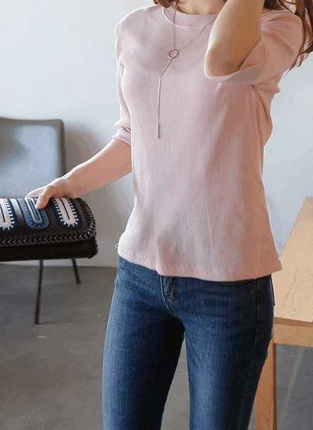 紧身裤紧身时尚:展现美女性感清新好身段(图)