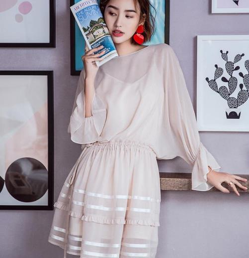 这些连衣裙穿出白领气质 凸显优雅女人味(图)