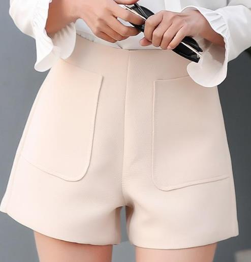 夏天别穿长裤了 今年流行气质显瘦的阔腿短裤