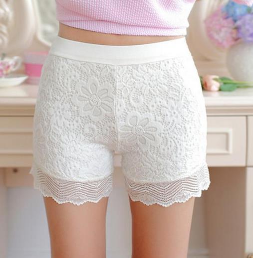 夏天选安全裤就选冰丝莫代尔面料:舒适百搭