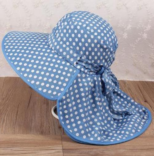 这5款美丽的遮阳帽 伴你轻松度夏(图)