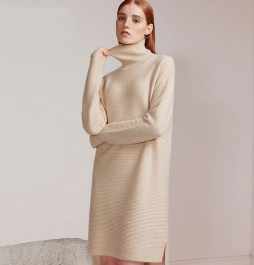 春天是最适合羊绒衫的季节:简约优雅(图)