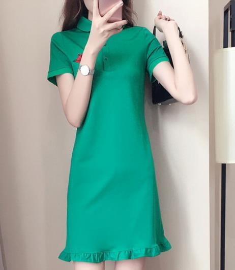 女神的日常连衣裙装扮 大气又优雅(图)