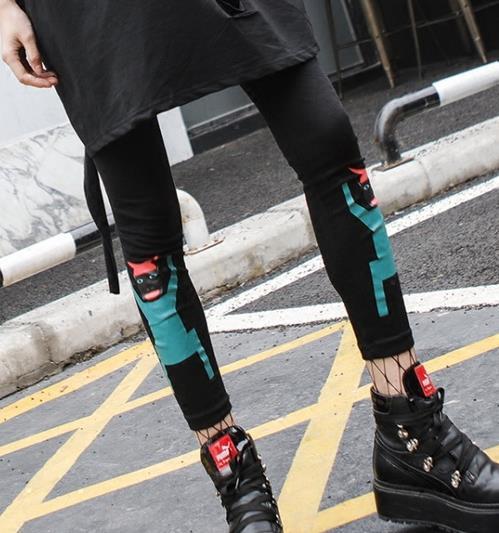 超级百搭实用的打底裤 5款打底裤搭出春日时尚