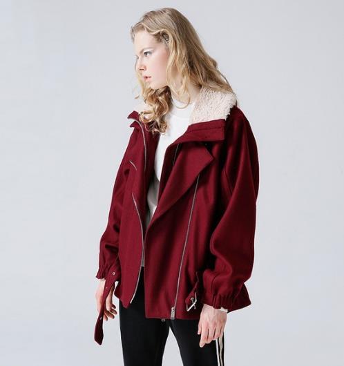 六款毛呢外套让你大长腿和帅气爆表(图)