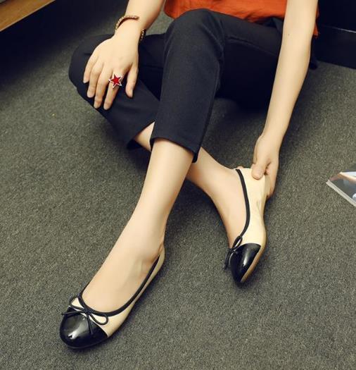 春季最受欢迎的蛋卷鞋 穿着显脚白(图)