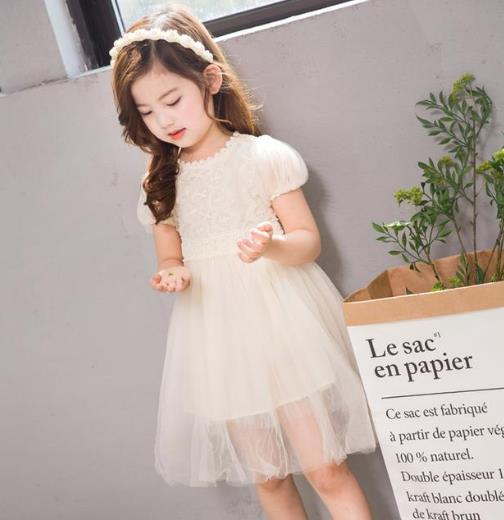5款小宝贝的公主裙 款款时尚出众耀眼(图)