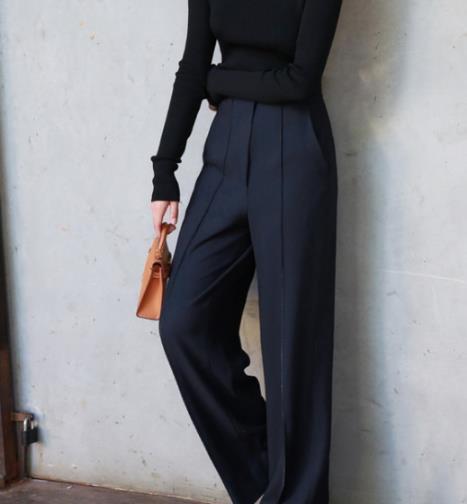 适合春夏的裤子 时髦显瘦的裤子让你气场全开