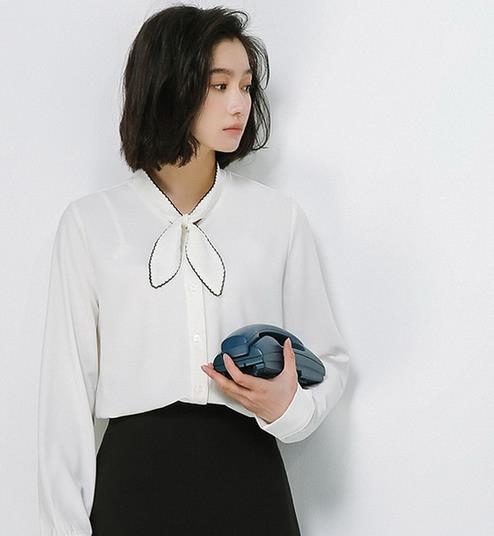 适合春季的衬衫 让你轻松拥有高级时髦感(图)