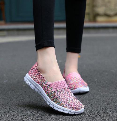 时尚简约的一脚蹬懒人鞋:舒适又百搭(图)