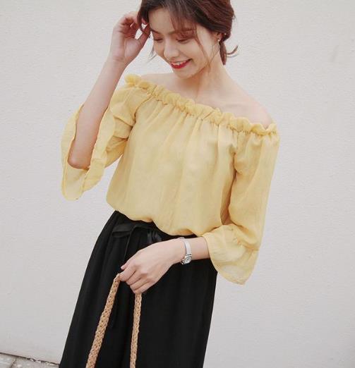 春季出门必备的时髦衬衫 百搭显瘦又减龄