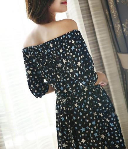聚会就挑这几款时髦真丝裙 气质优雅又美观(图)