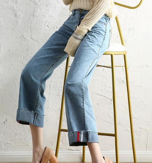模仿模特大长腿 选对裤子很重要(图)