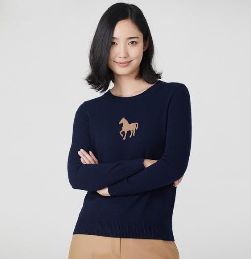 羊绒衫该怎么选 性感力爆棚的羊绒针织裙推荐