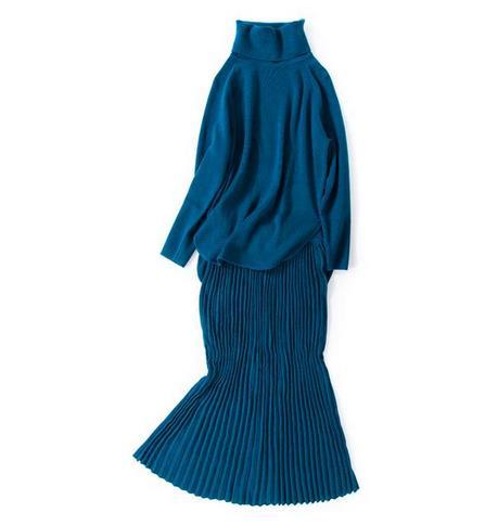 小个子155-165cm搭配:穿出裙装两件套的精致美