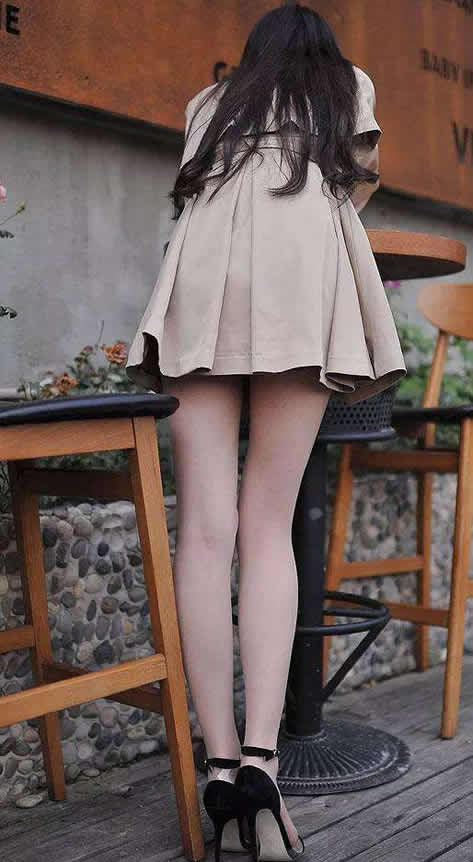 包臀裙才是女人的必备品:包臀裙搭配让你与众不同