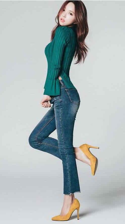 非常靓眼的精致的紧身裤:简约中带有一点高雅(图)