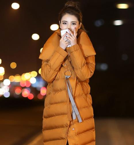 羽绒服怎么选 这个冬季让你爱上时髦的羽绒服