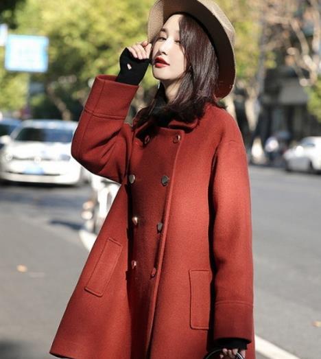 春节最强穿搭:时尚优雅大衣搭配示范(图)