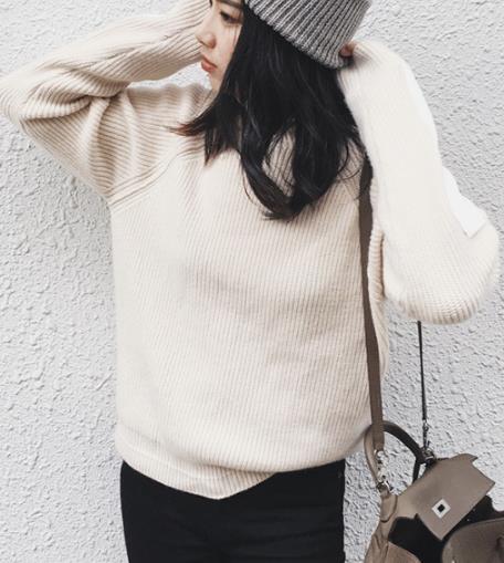 穿上这几款漂亮的毛衣 让你如模特一般的美丽