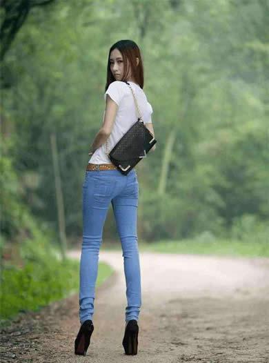 时髦的紧身裤:舒适迷人(图)