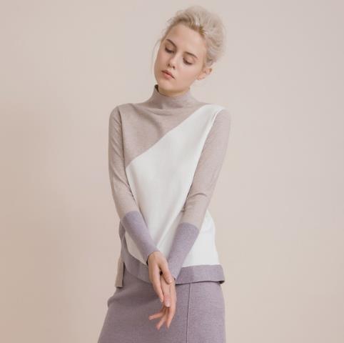 春季时髦针织毛衣 让造型更出彩(图)
