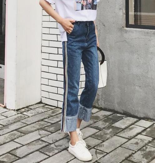 阔腿裤怎么穿才显瘦:5种阔腿裤穿搭真是美呆了