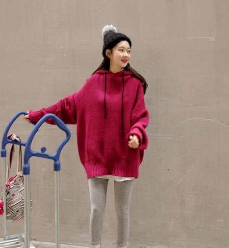 冬天穿什么比较流行:潮妞减龄时尚卫衣搭配(图)