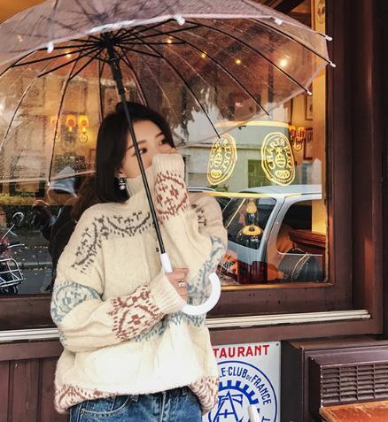 冬日必备单品时髦针织衫:5款针织衫打造潮女范儿