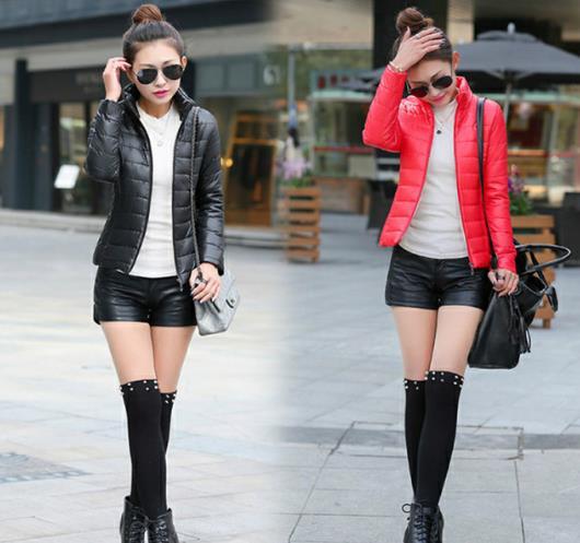 修身潮流女装:时髦显瘦穿上就美(图)