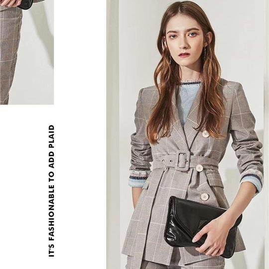 品牌女装批发货源 尤西子品牌高端时尚女装
